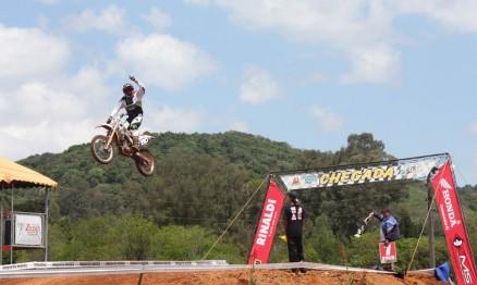 Finatinho venceu em casa a categoria Intermediária MX2