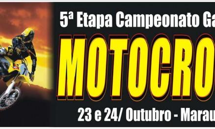 Gaúcho de Motocross 2010 está voltando a Marau