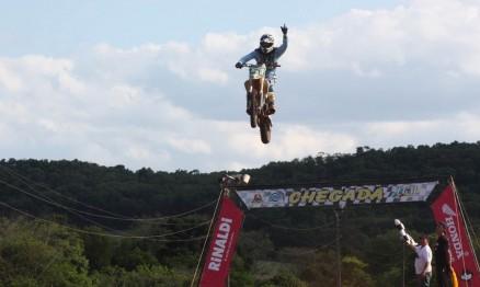 Silvio Lodi venceu em casa a categoria MX4