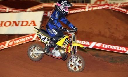 Gui Torres ficou em segundo da prova e no campeonato na 50