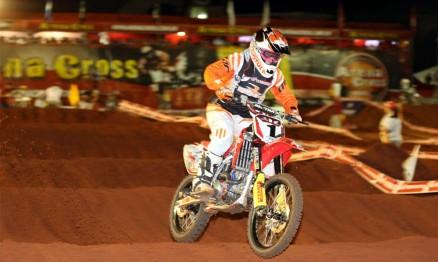 Endrews foi o campeão de 2009 na categoria 85