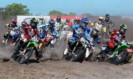 Guará receberá a a próxima etapa do Brasileiro de Motocross