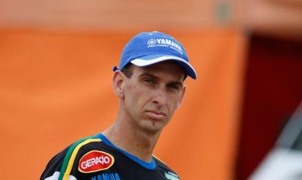 Richard é piloto da categoria MX3 da equipe Geração/Yamaha