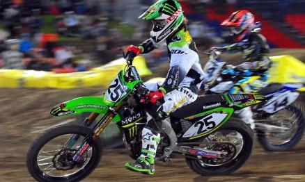 Josh Hansen ficou em segundo na categoria principal