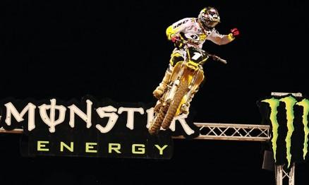 O australiano Matt Moss venceu na categoria Lites