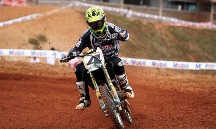 Anderson Amaral será o primeiro a escolher lugar no gate da MXJR