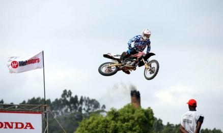 O gaúcho Leonardo Lizott terminou em segunda na MXJR