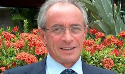 O venezuelano Vito Ippolito foi reeleito presidente da FIM