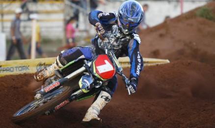 Cantero conquistou mais um título do Paraguaio de MX
