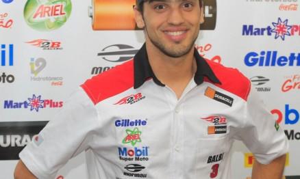 Gênova Supercross terá participação de Jorge Balbi