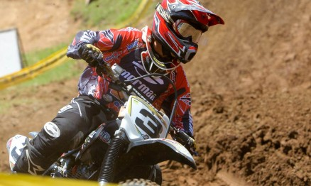 Nivaldo ficou em segundo lugar na 230 em Siqueira Campos
