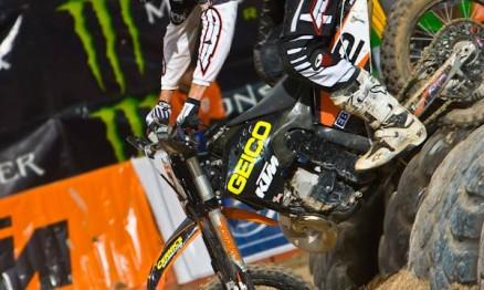 Aaron foi segundo em Vegas e segundo no campeonato
