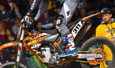 Mike Brown terminou o AMA EX na décima posição