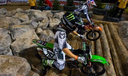 Disputa entre Soule e o ex-campeão de MX Mike Brown da KTM