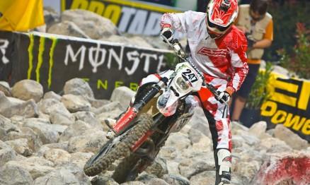 Cody Webb finalizou o campeonato na nona colocação