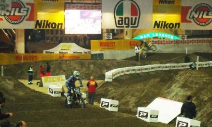 Balbi conquistou bom resultado no Gênova Supercross