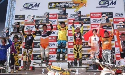 Em Siqueira Enzo venceu sua quarta corrida na 65 em 2010