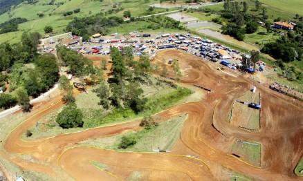 Pista da Pro Tork receberá final do Brasileiro de Motocross