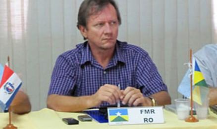 Reinaldo Selhorst é eleito vice-presidente da ULM