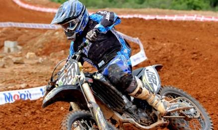 Davis é campeão da Superliga de Motocross na MX3