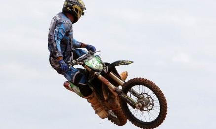 Chumbinho chegou em primeiro na categoria MX3 em Minas Gerais