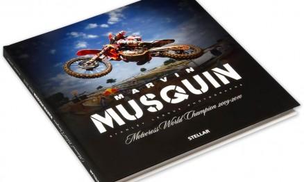 Títulos de Marvin Musquin acabaram virando tema de livro