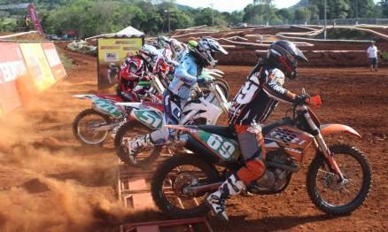Domingo terá Gaúcho e Brasileiro de Motocross Jr.
