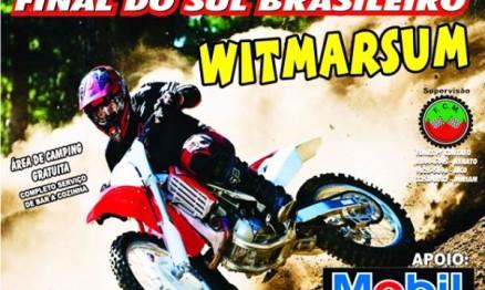 Cartaz de divulgação do Catarinense e Sul Brasileiro de VX