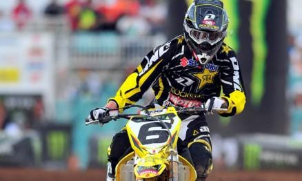 Jake Moss venceu a categoria principal na etapa de Sydney