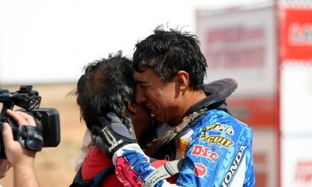 Marronzinho chorou ao comemorar o título com o seu pai