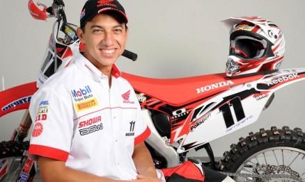 Marronzinho foi campeão da Superliga de Motocross na MX1