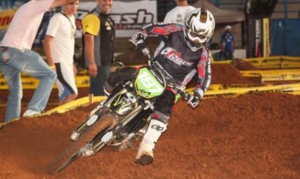 Campeão Brasileiro de Motocross na MX3 Davis venceu na VX3