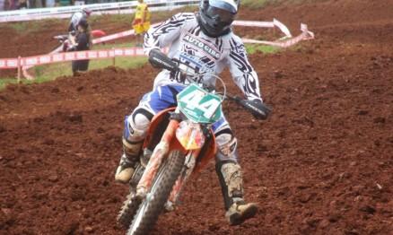 Sanches conquistou o título do Gaúcho de Veloterra na VX3
