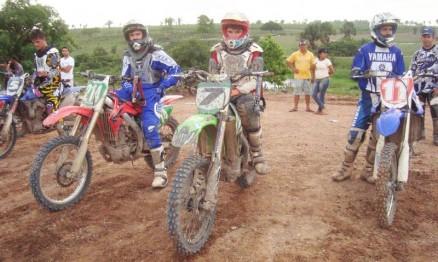 São Pedro recebeu o GP Água Branca de Motocross