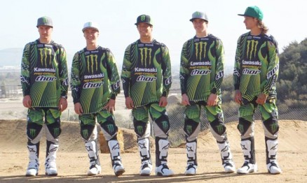 Team Pro Circuit 2011