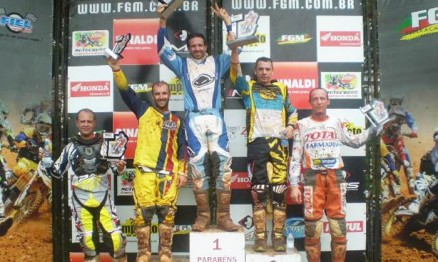 Agostini conquistou o bi-campeonato na categoria MX3