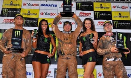 Matt Moss foi o campeão do Australiano de SX na Lites