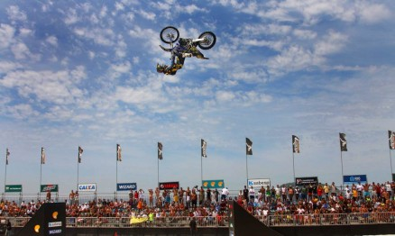Joaninha estará presente na final do Mundial de FMX