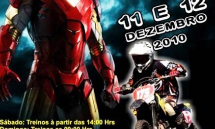 Cartaz de divulgação da Copa Contestado de Velocross