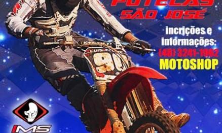 Cartaz de divulgação do Desafio das Estrelas de MX