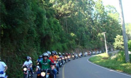 A cidade serrana de Garibaldi realizará procissão motociclística