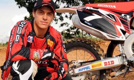 Swian foi campeão da Superliga de Motocross na MX2