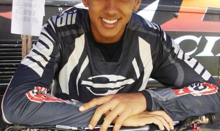 Em 2010 Rodrigo Lama competiu pela 2B Duracell Racing