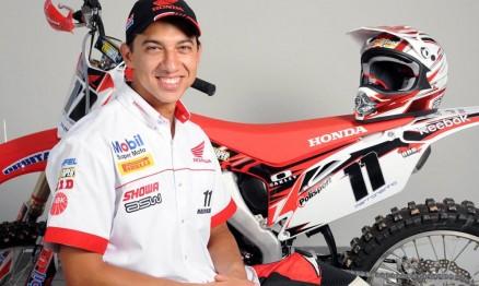 Marronzinho permanecerá na equipe oficial Honda em 2011