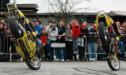 Pro Tork Alto Giro Show está na Argentina