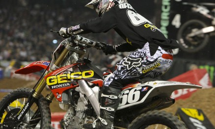 DeCotis entrou no lugar do lesionado Wil Hahn na Geico/Honda