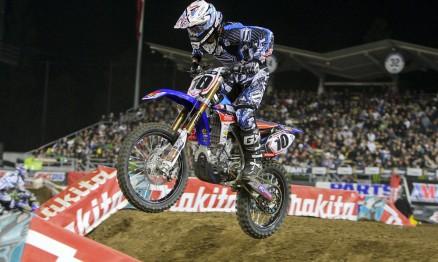 Justin Brayton está entre os Top 10 do AMA SX 2011