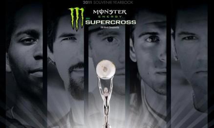Vídeo do AMA Supercross em Anaheim 1