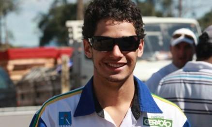 Gabriel Gentil deve assinar com satélite Honda para 2011