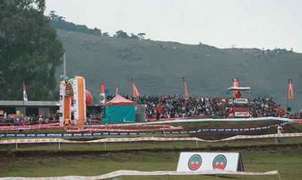 Catarinense de Velocross 2011 vai começar em Papanduva